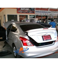 Nissan Almera กันขโมยตรงรุ่นรถ