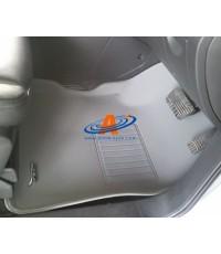 ถาดปูพื้นเข้ารูป Chevrolet Captiva ยี่ห้อ 3D