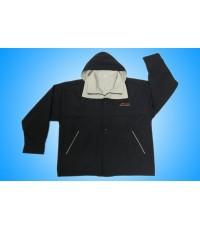 JK009 เสื้อแจ๊กเก็ต ผ้าทัสลาน