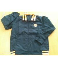 JK0039 เสื้อแจ๊คเก็ต ผ้าคอมบ์