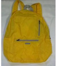 B063 กระเป๋าเป้ผ้าร่ม