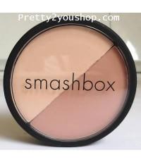 ++สินค้าหมดค่ะ++Smashbox Pressed Powder/Bronze Lights Duo สีFair/Light สำหรับผิวขาวค่ะ