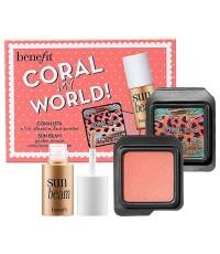 Benefit Coral My World! เซ็ตไอเท็มขนาดพกพาสุดฮอต 2 ชิ้นในราคาสุดคุ้มค่ะ