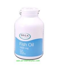 MEGA We Care FISH OIL 1000 - น้ำมันปลา 1000 มิลลิกรัม