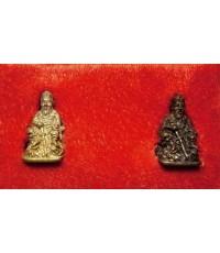 รูปหล่อเจ้าพ่อเสือ (ตั่วเหล่าเอี๊ย) ศาลเจ้าพ่อเสือ จ.จันทบุรี ปี 2539 ยุคเก่า หายากมากๆ สภาพสวยมากๆ