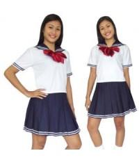 JU5 ชุดแฟนซี ชุดนักเรียน ชุดการ์ตูน การ์ตูนญี่ปุ่น