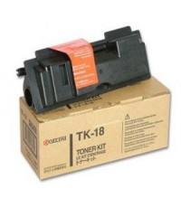 ผงหมึก TK-18 สำหรับ Kyocera FS-1020D