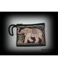 กระเป๋าเล็กลายช้าง