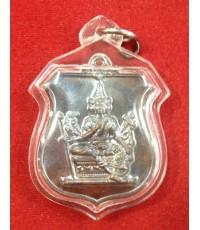เหรียญพรหมพระราชทานฯ เนื้อทองแดงลมดำ