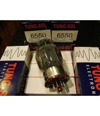 หลอดสูญญากาศ TUNG SOL 6550 Tungsol KT88 Power Tubes เซ็ต4หลอดราคา 8,500บาท
