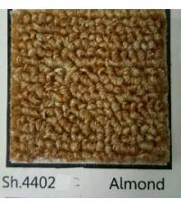 ผลิตพรมทอ สีSH4403  ชื่อสี almond