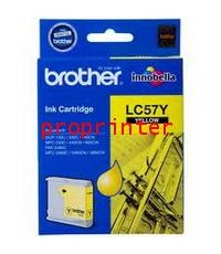 Brother Yellow  Ink LC57Y