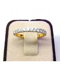 แหวนเพชร 0.46 ct ทอง 2.3 กรัม
