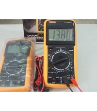 เครื่องวัด Digital Multimeter Electrical Meter EXCEL DT9205A