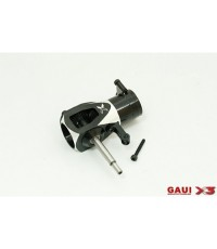 216120 GAUI X3 CNC Integrated Tail Case Assembly (with gears)