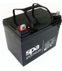 แบตเตอรี่แห้ง SPA สปา รุ่น SL12-33AH (12V 33AH)
