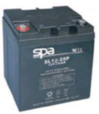 แบตเตอรี่แห้ง SPA สปา รุ่น SL12-28P (12V 28AH)