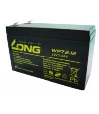 แบตเตอรี่แห้ง LONG รุ่น WP7.2-12 (12V-7.2AH)
