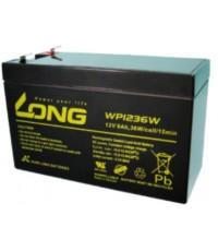 แบตเตอรี่แห้ง LONG รุ่น WP1236W (12V-9AH-36W)