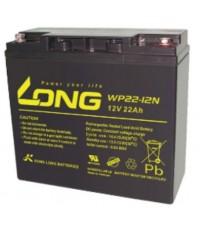 แบตเตอรี่แห้ง LONG รุ่น WP22-12N (12V-22AH)