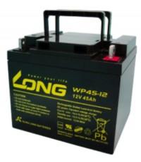แบตเตอรี่แห้ง LONG รุ่น WP45-12N (12V-45AH)