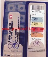เม็ดมีด CNMM 120408 NR LT10 Lamina