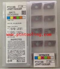 เม็ดมีด JDMT 150508R PTH13S Hitachi