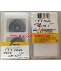 เม็ดมีด BNM-300-S JC8008 Dijet