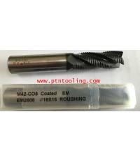 ดอกกัดหยาบ M42-CO8 16.0mm STK