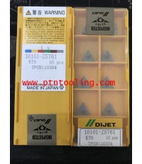 เม็ดมีด TPGN110304 KT9 Dijet