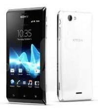SONY XPERIA J/1G/512M/4G/4 นิ้ว/3G/5MP/WHITE