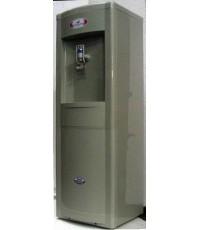 ตู้น้ำเย็นพลาสติก แบบตั้งพื้นใช้ขวดคว่ำ 1 หัวก๊อก ยี่ห้อ KINXON CS-11