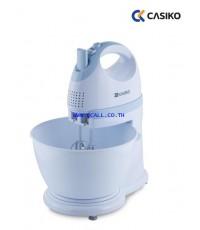 เครื่องผสมอาหาร ตีไข่ 4ลิตร CASIKOคาสิโก รุ่นCK-4343 ปรับความแรงได้ มีเทอร์โบ ส่งฟรีถึงที่ทั่วประเทศ