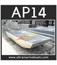 เรือท้องแบน รุ่น AP14 (ผ่อน 2/2)