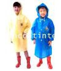 เสื้อกันฝนเด็ก ผ่าหน้า  30-RC005