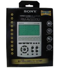 ยี่ห้อ SONY รุ่น RM-AV3000U Touchscreen Remote Commander