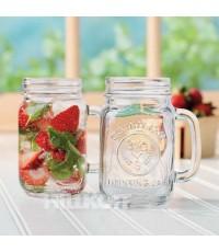 แก้วพร้อมหูจับ COUNTY FAIR DRINKING JAR 16 OZ.