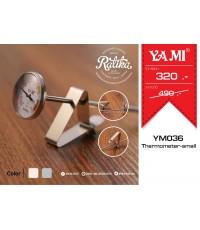 เทอร์โมมิเตอร์สแตนเลส Yami (YM036)