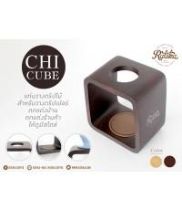 CHI CUBE Single Dripstand แท่นวางดริปไม้ คละสี