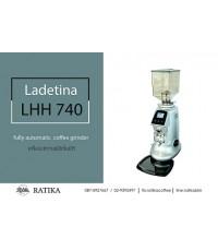 เครื่องบดกาแฟอัตโนมัติ : FULLY AUTOMATIC COFFEE GNINDER