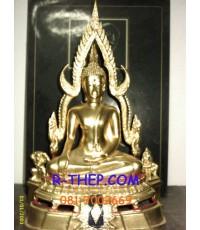 พระพุทธชินราช ปิดทองทั้งองค์