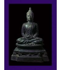พระบูชาเก่า พิมพ์พระพุทธเจ้า