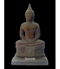 หน้ากากพระพุทธโสธร ปี 39  (พระบูชาองค์ที่  123)