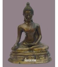 พระบูชาสมัยรัชกาล  หน้าตัก 5 นิ้ว  (พระบูชาองค์ที่ 141)