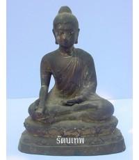 พระบูชาประจำรัชกาล พิมพ์พระพุทธเจ้า หน้าตัก 6 นิ้ว (พระบูชาองค์ที่  148)