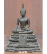 พระบูชา ลพ.มงคลบพิตร หน้าตัก 5 นิ้ว  (พระบูชาองค์ที่ 172)