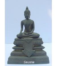 พระบูชา ลพ.ขาว วัดจันทร์ประดิษฐาราม หน้าตัก 5 นิ้ว (พระบูชาองค์ที่ 173)