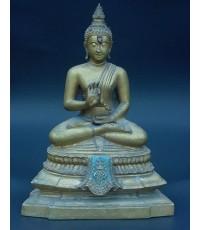 พระบูชาพระพุทธรัตนโกสินทร์ 200 ปี วัดทองศาลางาม (พระบูชาองค์ที่ 195)