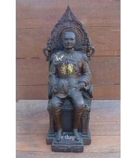 รัชกาลที่ 5 จตุรสมาคม นั่ง สูง 13.5 นิ้ว (พระบูชาองค์ที่ 221)