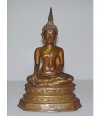 พระรัชกาล หน้าตัก 5 นิ้ว ใต้ฐานดินไทย (พระบูชาองค์ที่ 246)